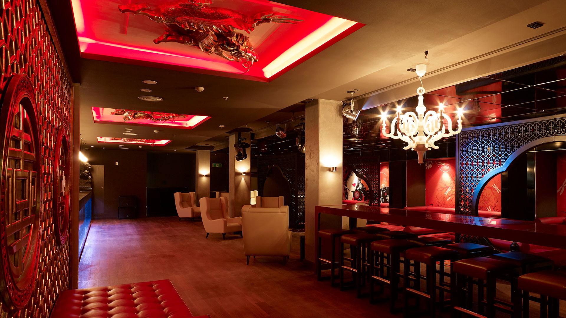 Mr B's Tao Lounge